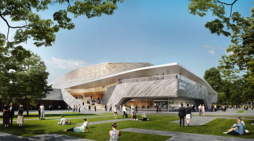 New Concert Hall Nuremberg