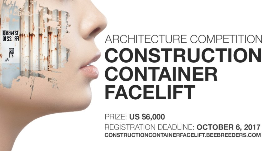 Construction Container Facelift