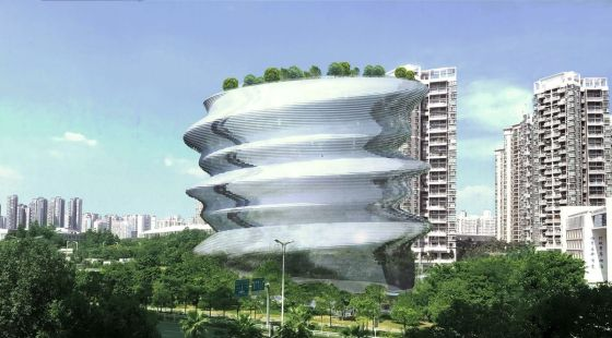 Bao'an Public Cultural and Art Center