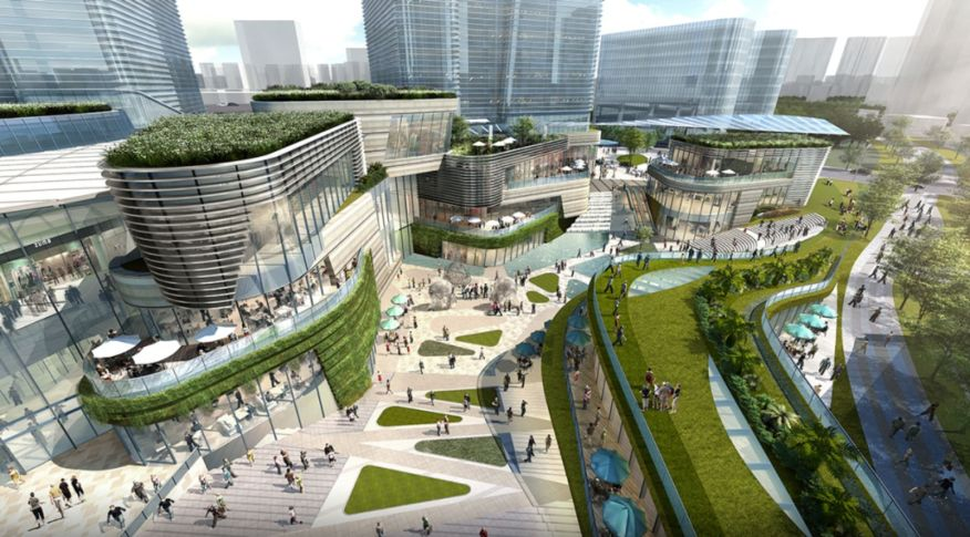 Benoy Appointed To Xuhui Vanke Center In Shanghai
