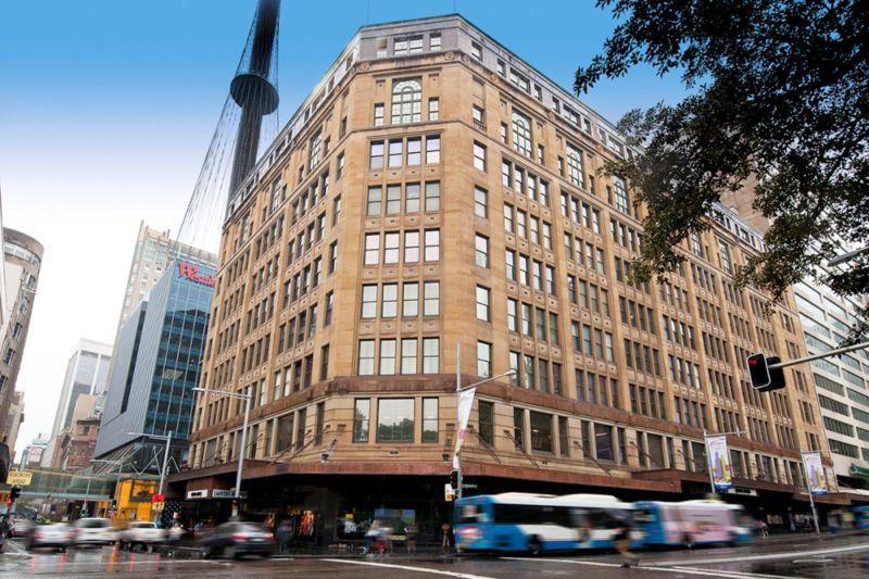 Sydney Flagship for David Jones