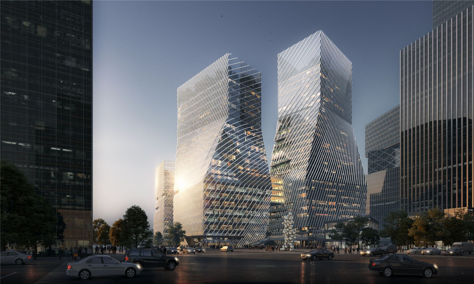 CEC Shenzhen Bay Headquarter