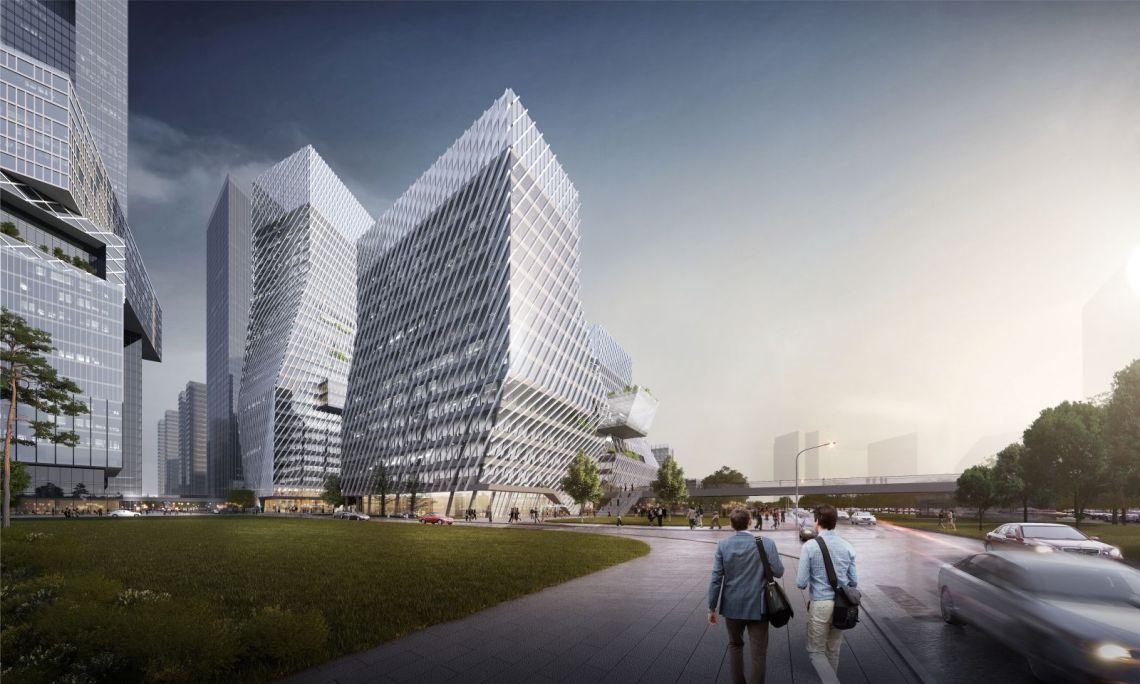 CEC Shenzhen Bay Headquarter