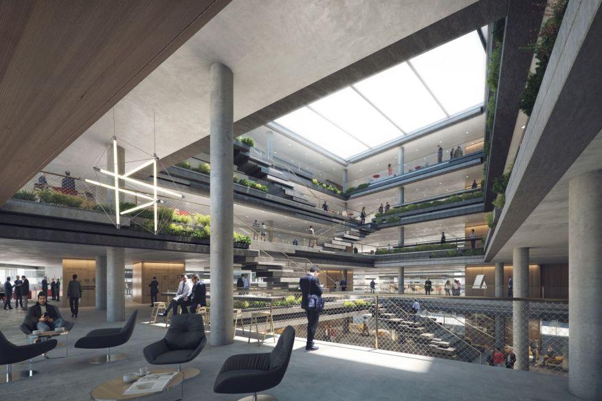 new building for Landsbankinn