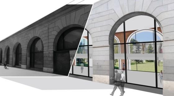 Centro de Arte de las Arquerías de Nuevos Ministerios