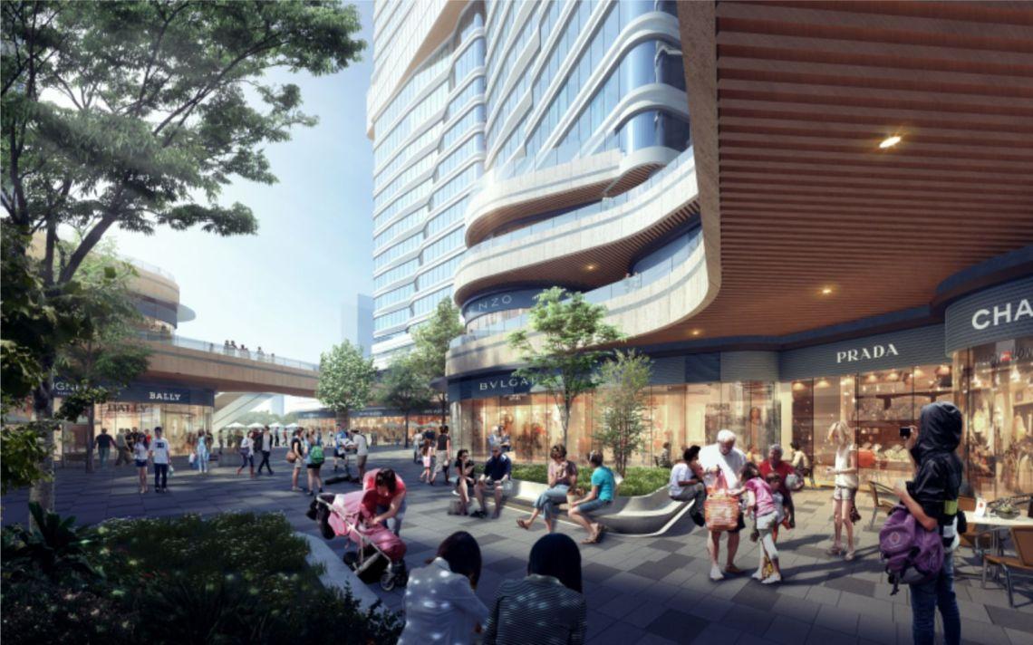 Bo'ya City Plaza