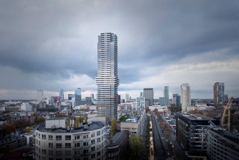 Cooltoren Rotterdam