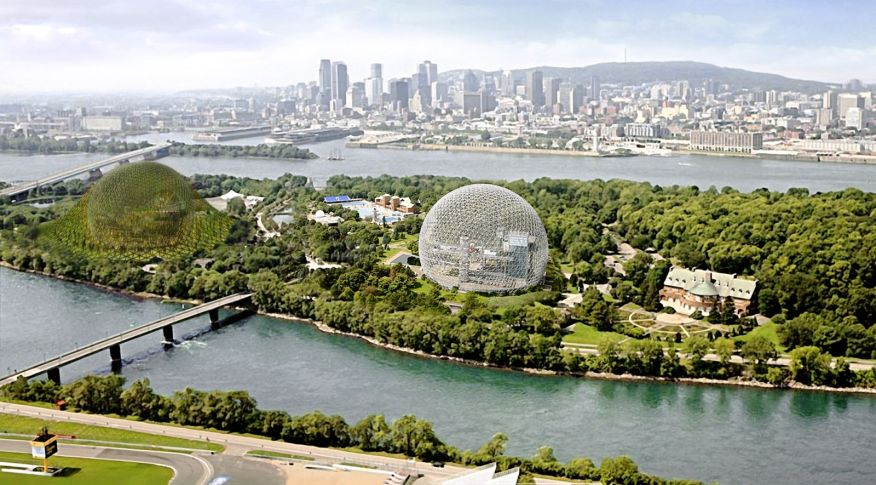 Montreal's Île Sainte-Hélène
