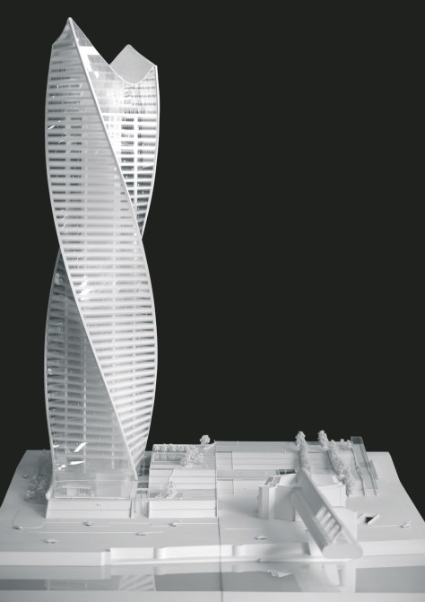 Evolution Tower