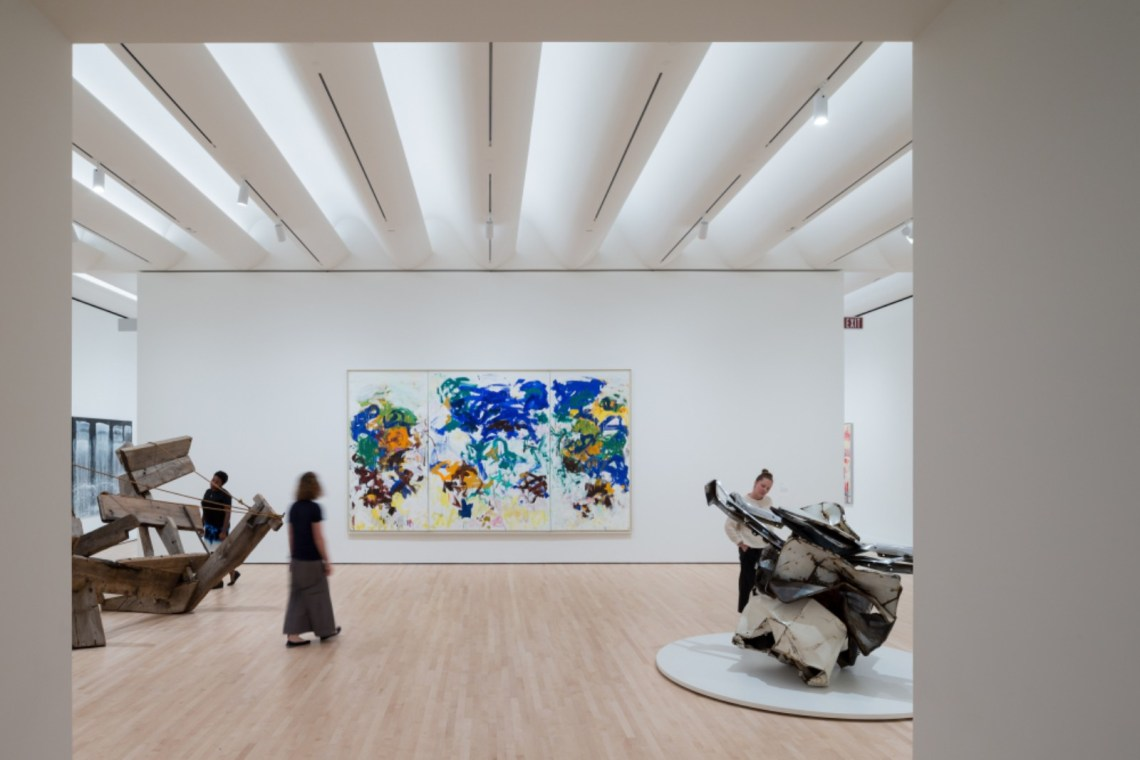 Expansion to the San Francisco Museum of Modern Art