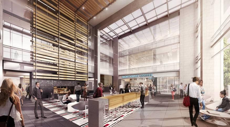 gehry design facebook seattle. 1101 Dexter Station Gehry Design Facebook Seattle A As Architecture