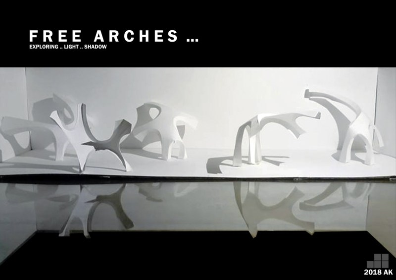 Free Arches