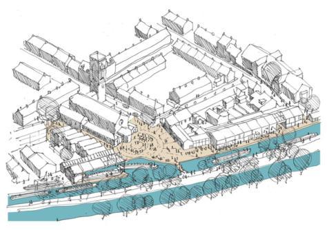 Jericho Wharf