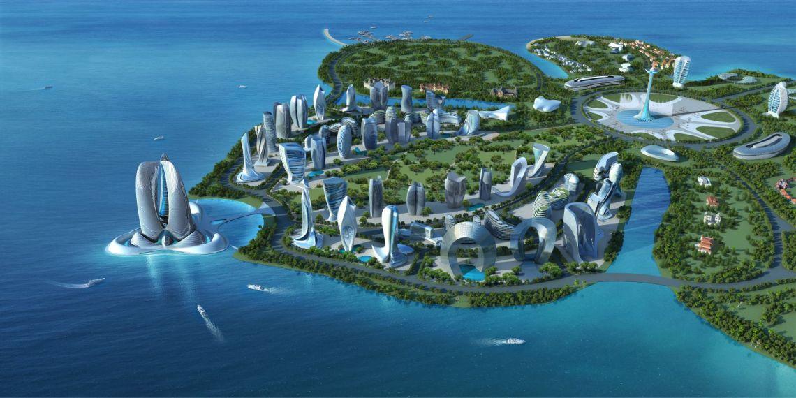 Hainan Ocean Flower
