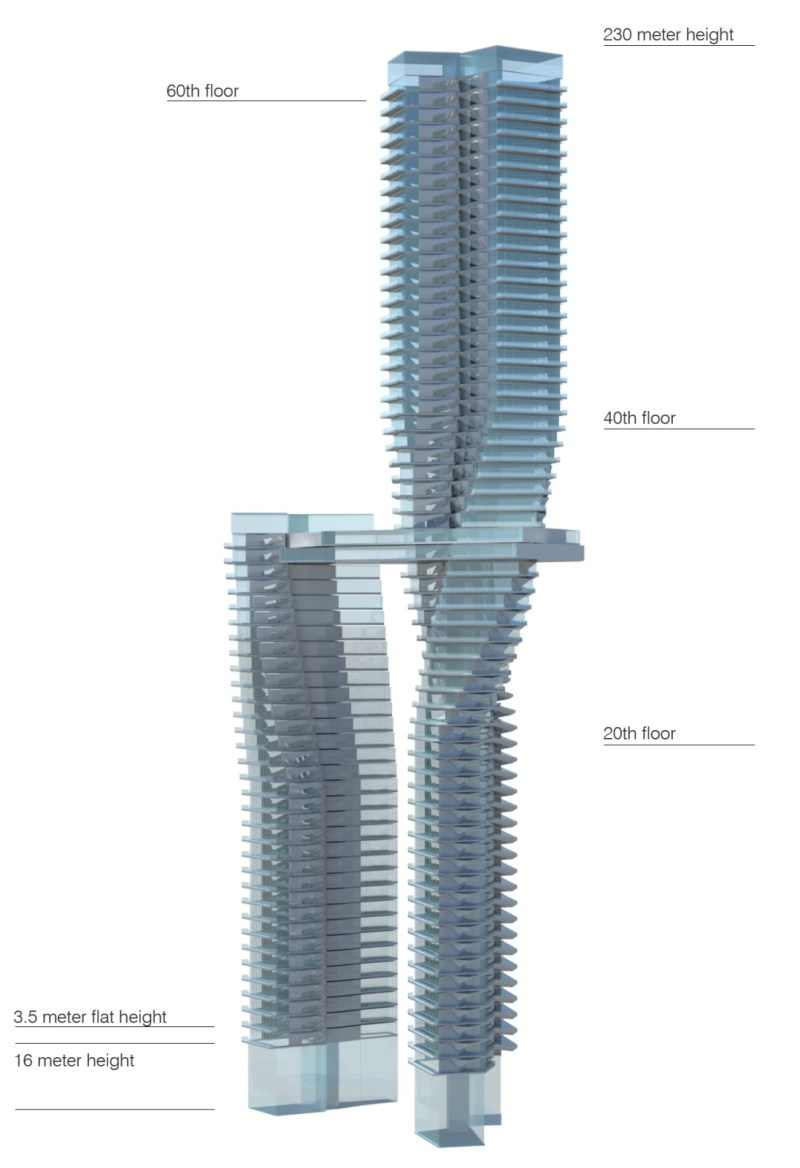 Helix Residential Tower