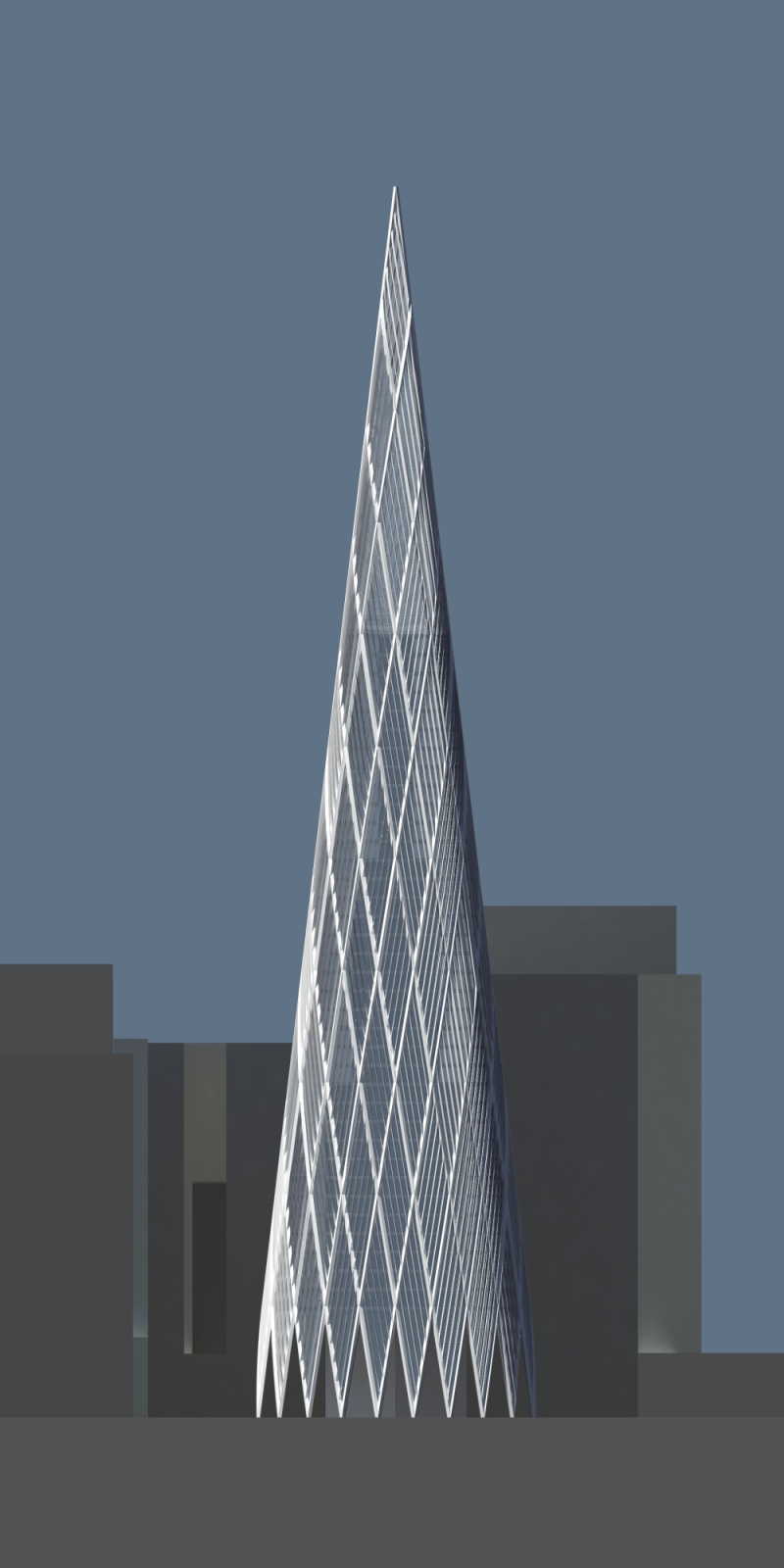 New Iconic Tower in Manila