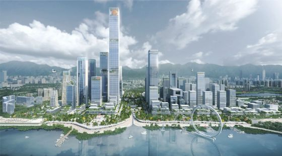 Shenzhen Bay Headquarters