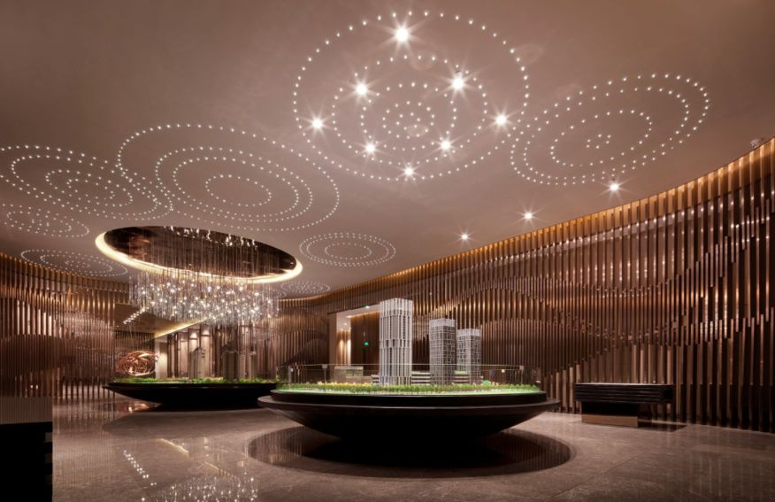 Huafa & City Hub Wuhan Sales Center