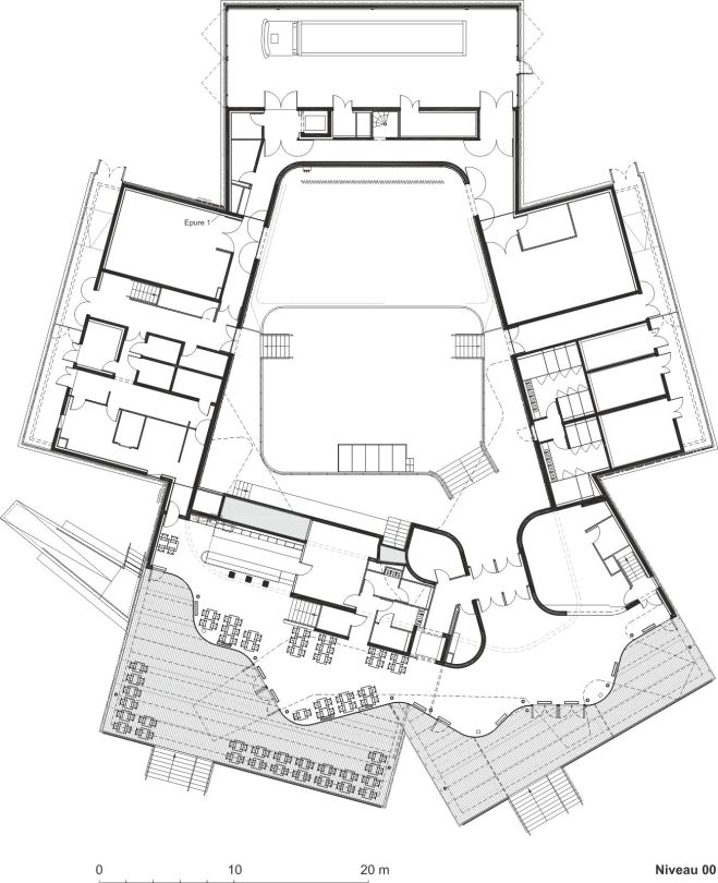 la belle electrique by herault arnod architectes 13. Black Bedroom Furniture Sets. Home Design Ideas