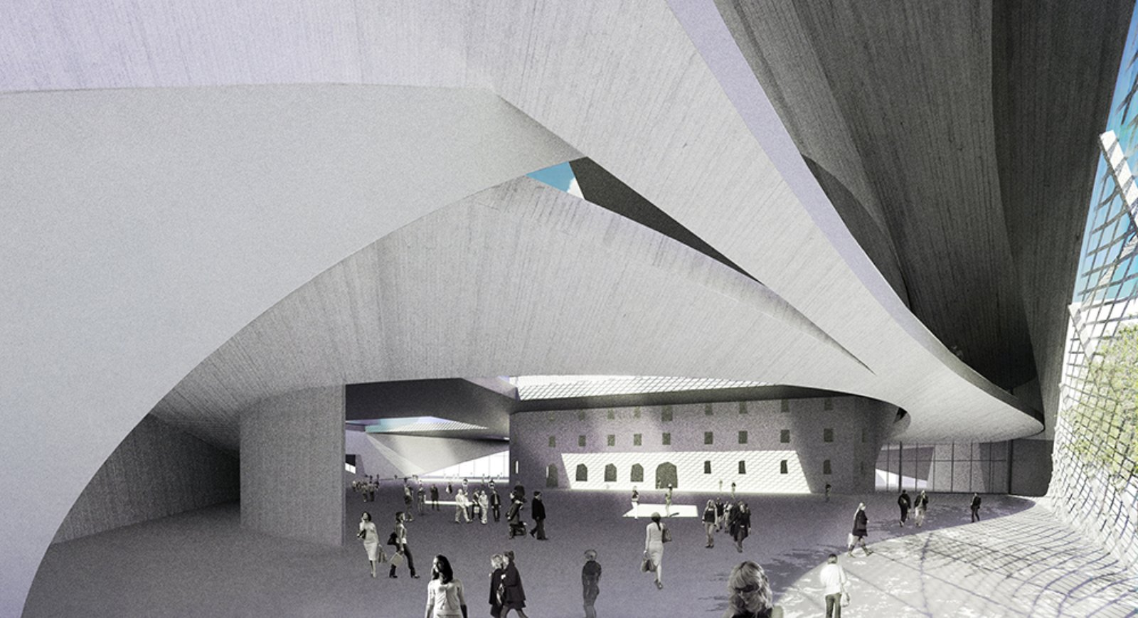 Mesh Culture Centre