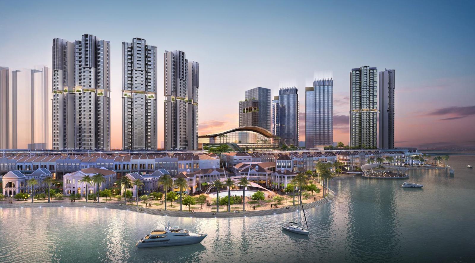 Waterfront in Penang