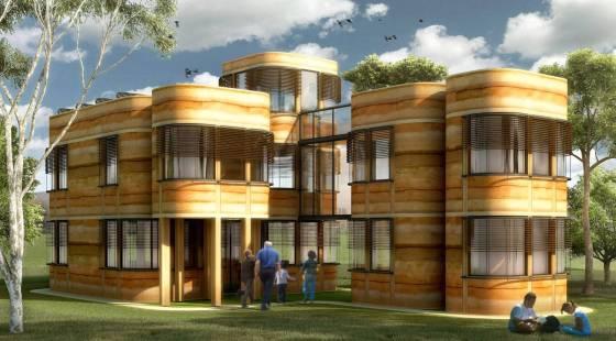 Modular Eco-House System