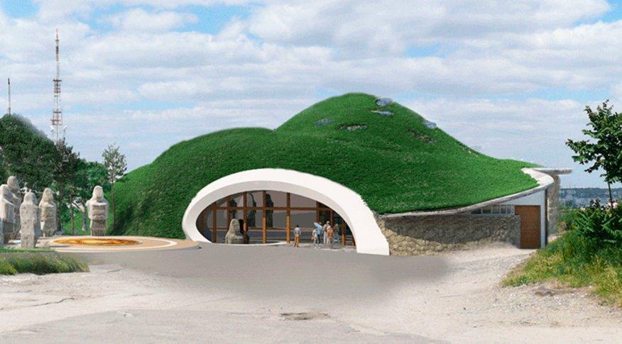 "Museum complex ""Scythian Naples"""