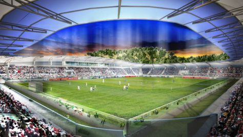 New Ascoli Stadium