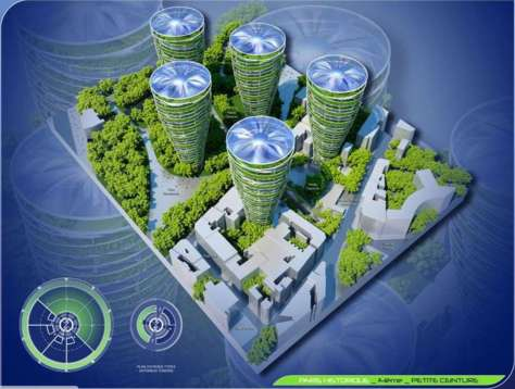 Paris Smart City 2050