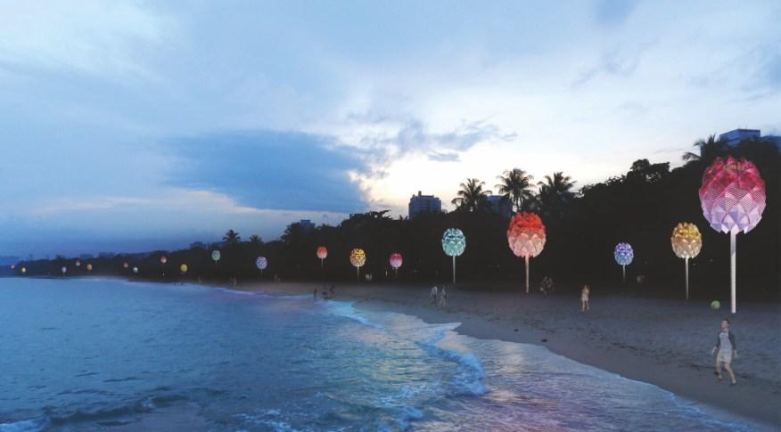 Singapore's Coastline