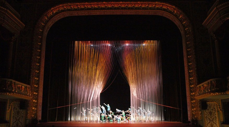 Scenography of Music, Dance, Adventure