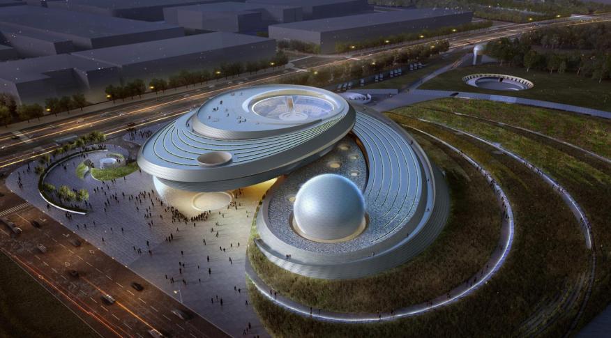 Shanghai Planetarium
