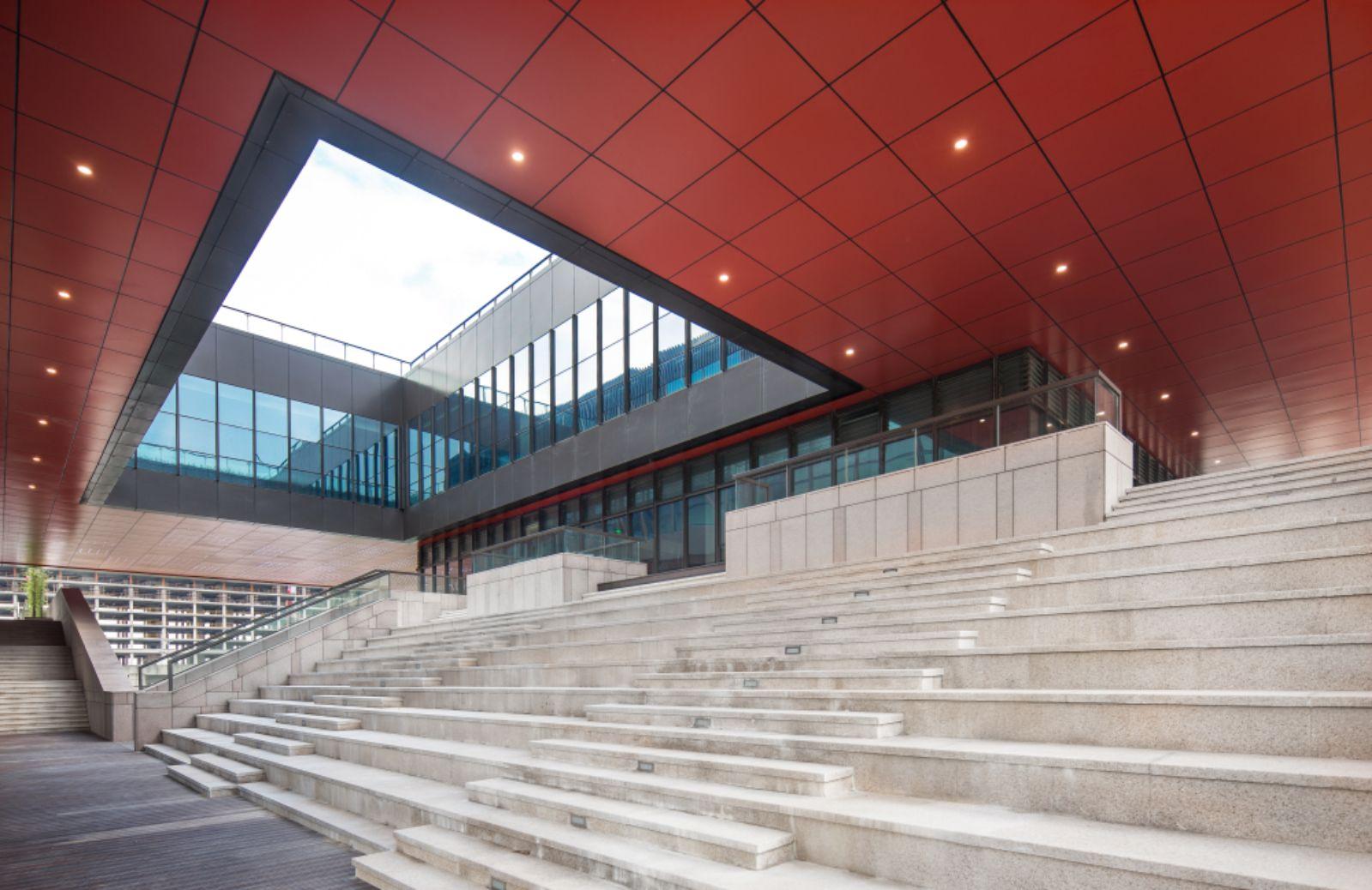 Shanghai Waigaoqiao Cultural & Art Centre