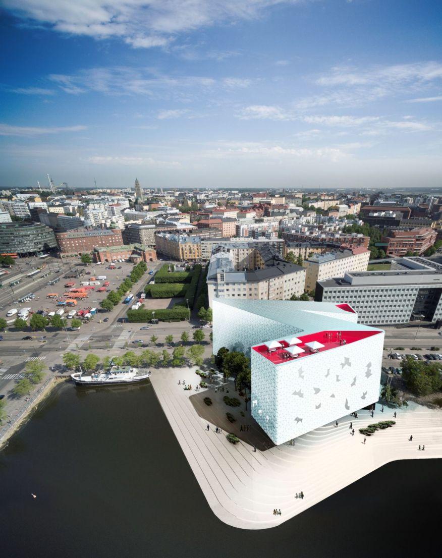 New Helsinki Hotel