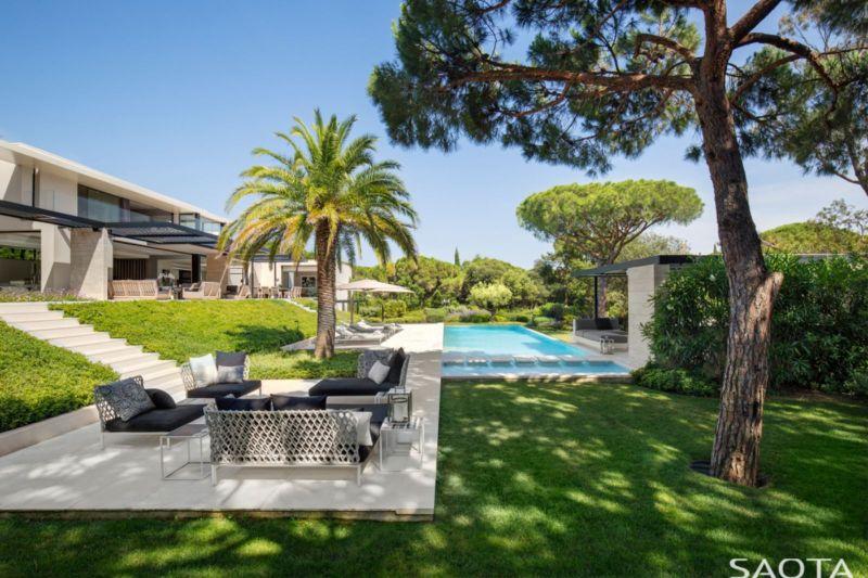 St Tropez residence