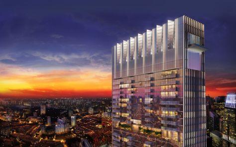 Tanjong Pagar Centre Project