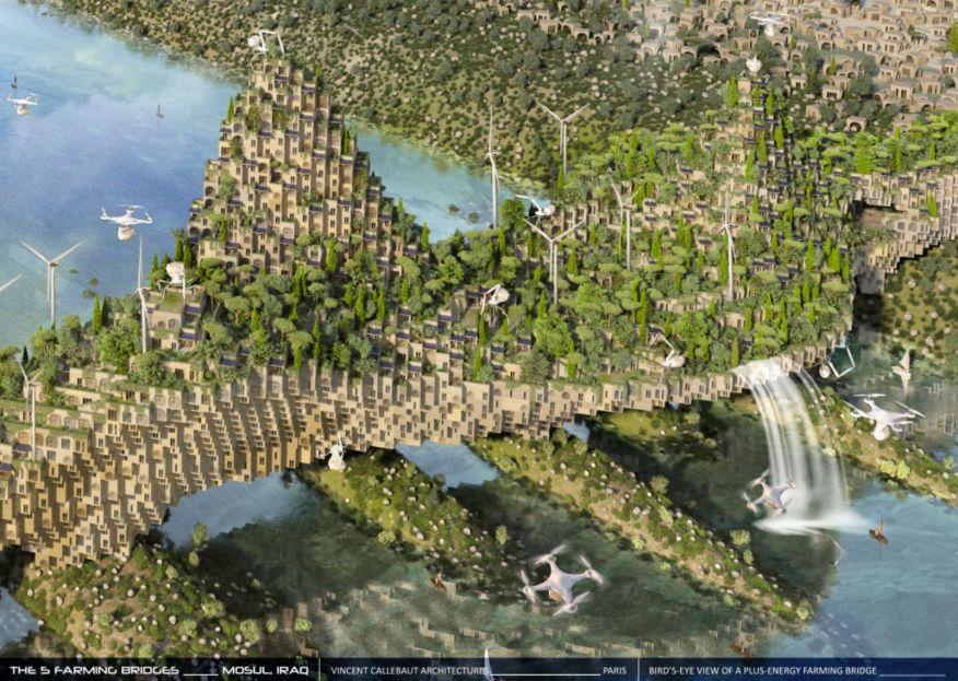 5 Farming Bridges