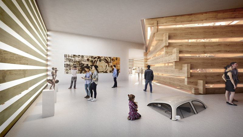 Odunpazari Modern Art Museum
