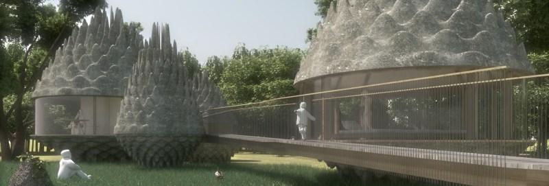 The Pinecones Resort