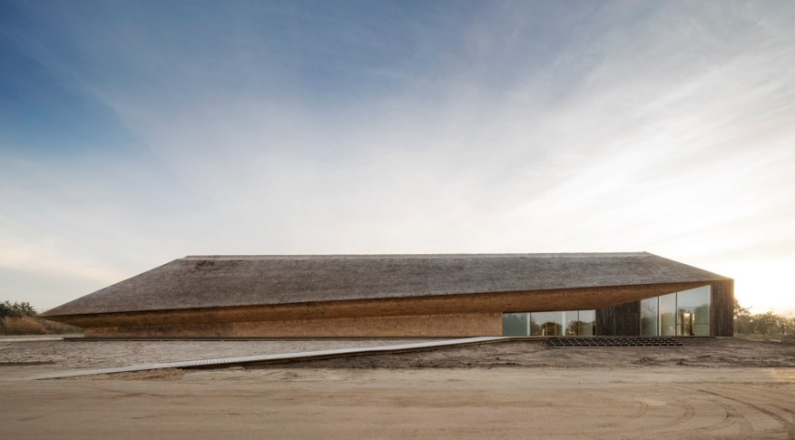 new Danish Wadden Sea Centre