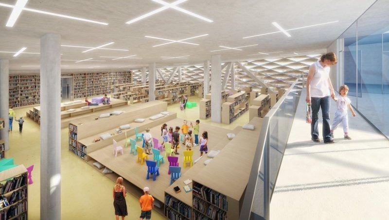 Varna library