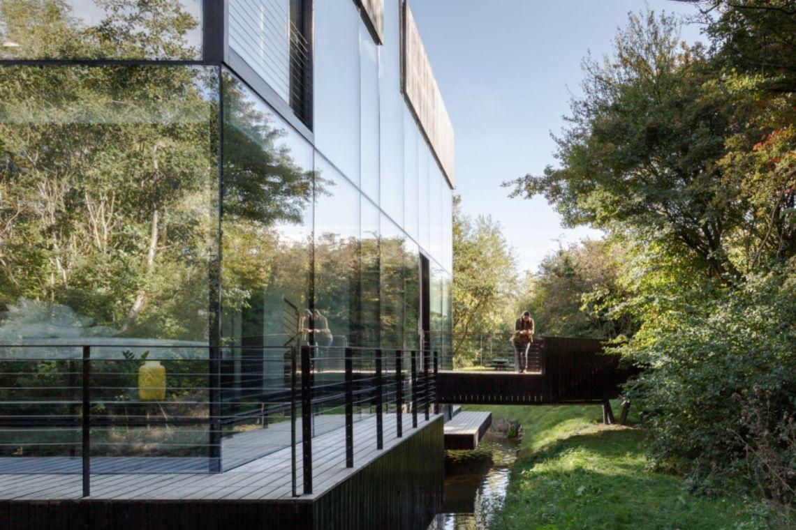 Villa on the lake