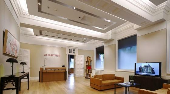 Christie's Shanghai headquarters