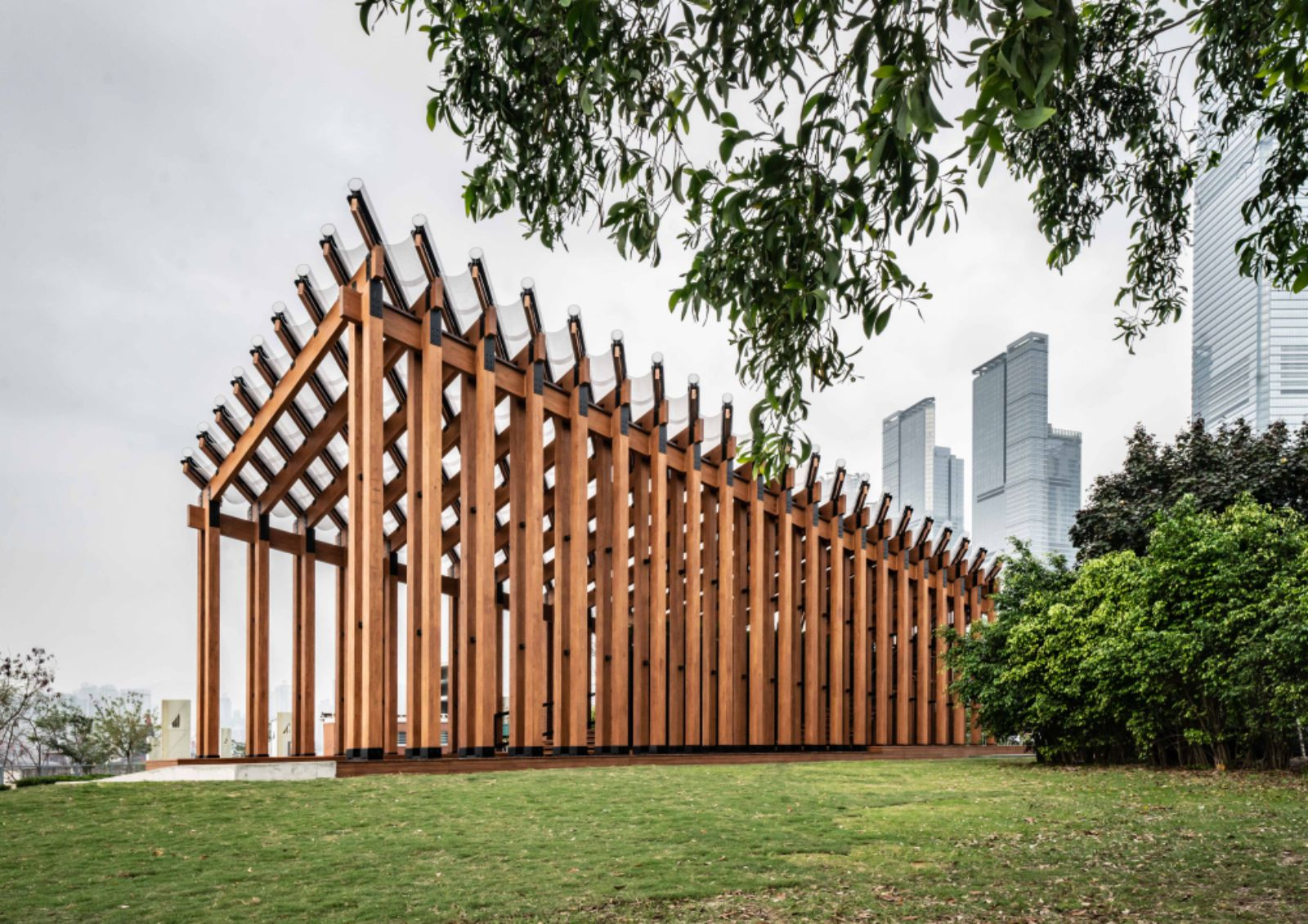 West Kowloon Competition Pavilion