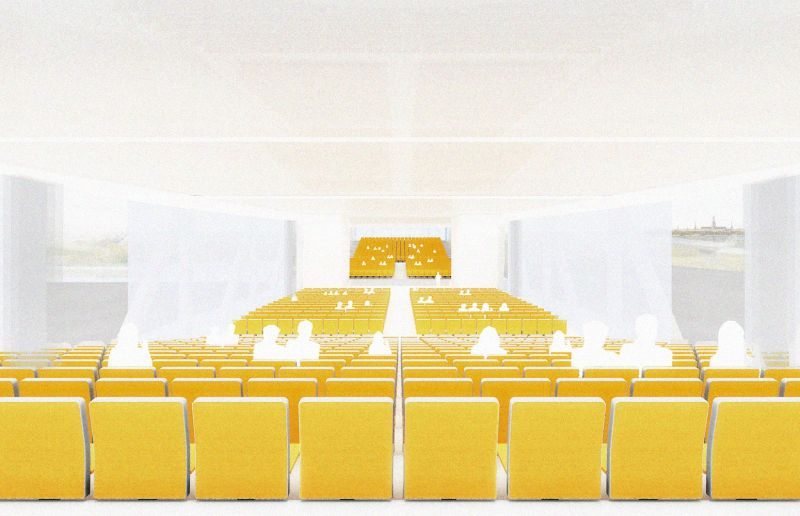 Kip Island Auditorium competition