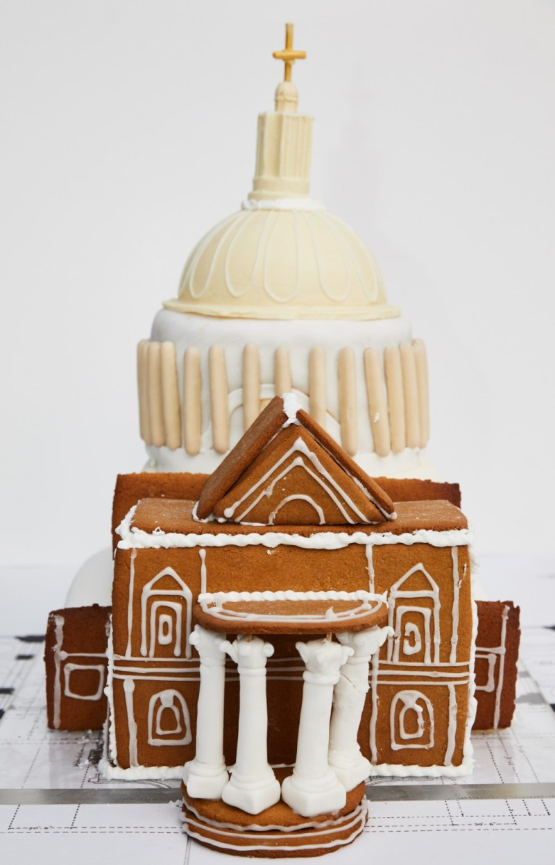 Great Architectural Bake-Off 2017
