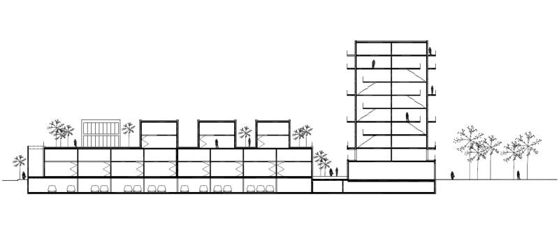 ZAC du Port Housing