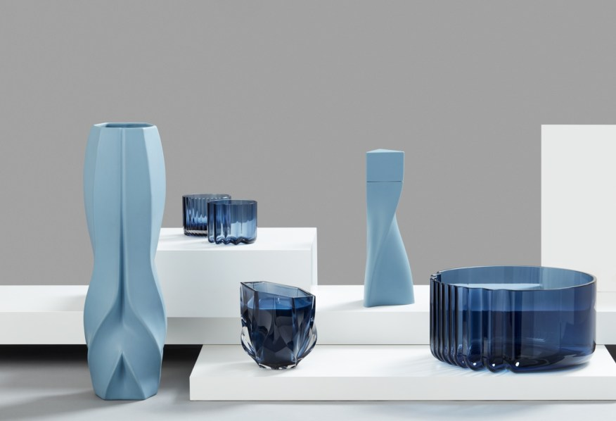 Zaha Hadid Design 2018 Collection