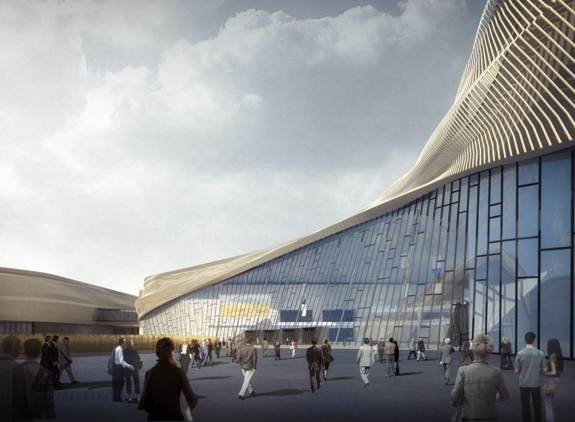 Zhumadian International EXPO Center