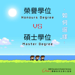 Honours Degree or Master Degree after graduating from my Bachelor Degree?
